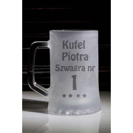 Kufel Szwagra nr 1