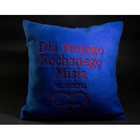 Poduszka Dla Mojego Kochanego Misia