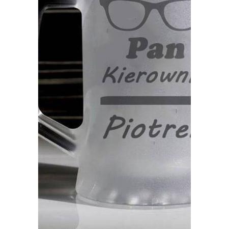 Kufel Pan Kierownik