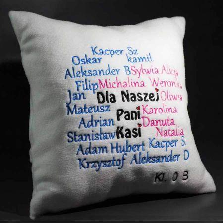 Poduszka Dla Naszej Pani