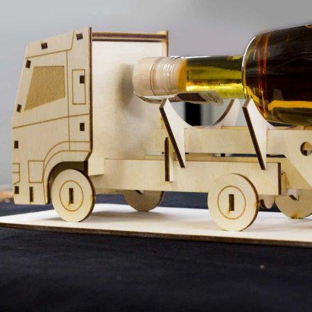 Ciężarówka Tir na butelkę